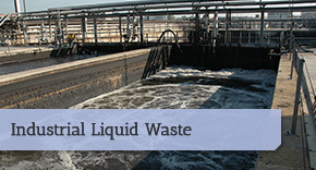 MAC2 - Industrial liquid waste